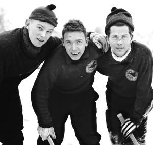Bandy Sune,Gunnar,Nils-59
