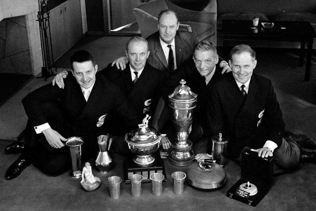 Curling SM-guld 1968