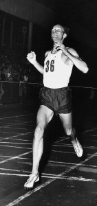 Dan Waern WR på 1000 m 1959