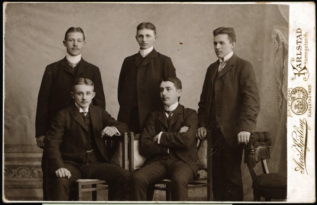 Götastyrelse omkr 1908