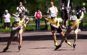 Inline segrare herr, Karlstad Stadslopp
