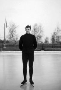 Skridsko Axel Johansson