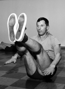 Sven.W.tränar