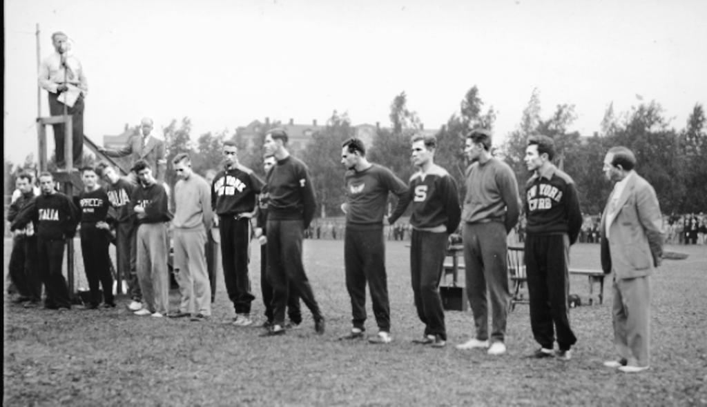 Tingvallaolympiaden 1936 presentation
