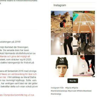 d4a02d55aacc Nu kommer alla bilder som # hashtaggas med Göta-relaterade ord hamna i  högerspalten på